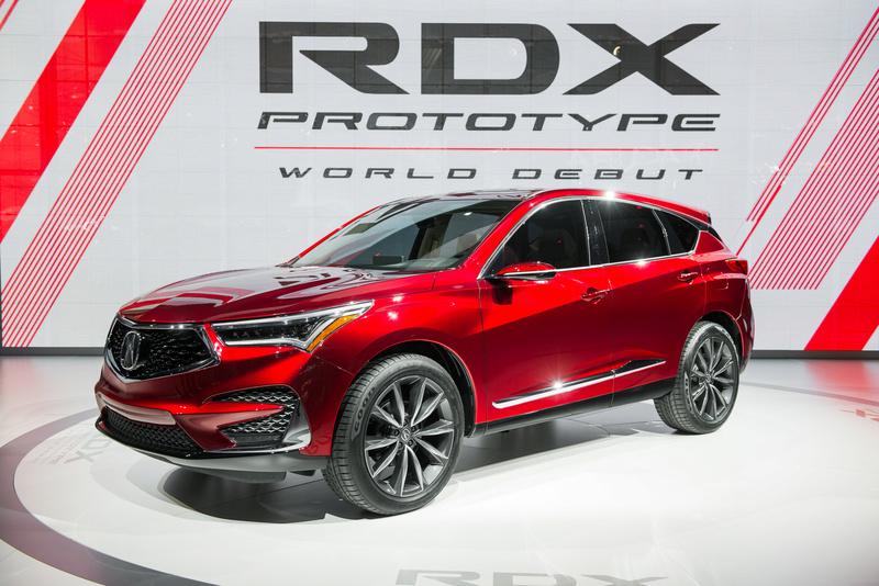 2018- [Acura] RDX 300b8910