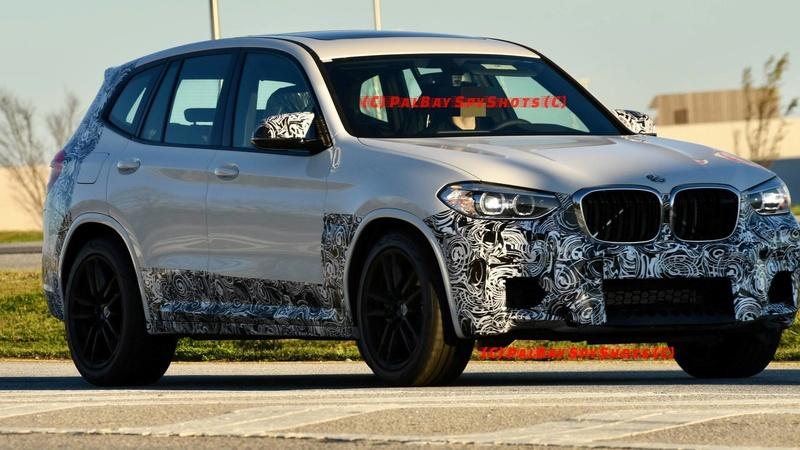 2016 - [BMW] X3 [G01] - Page 10 30462410