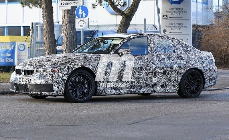 2019 - [BMW] M3/M4 30722d10