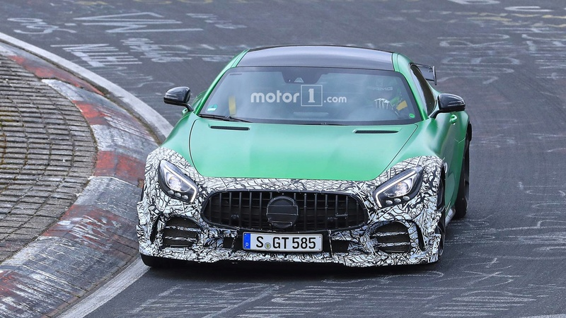 2014 - [Mercedes-AMG] GT [C190] - Page 30 3082db10
