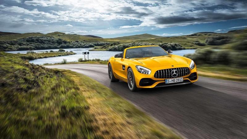 2014 - [Mercedes-AMG] GT [C190] - Page 30 30fee410