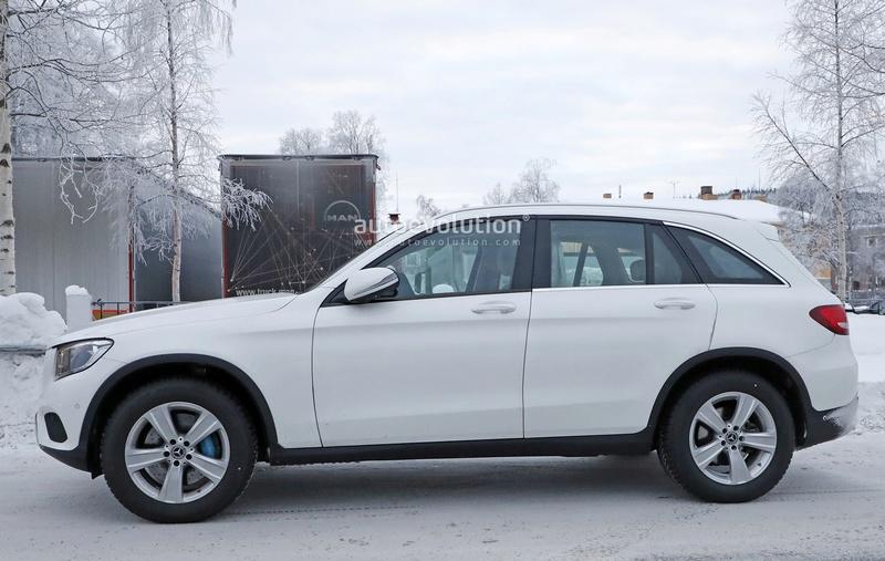 2018 - [Mercedes-Benz] GLC/GLC Coupé restylés 312ebd10