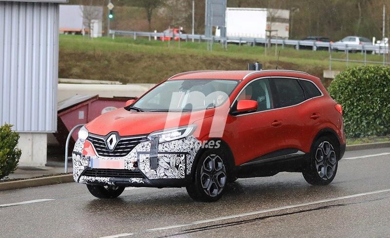 2018 - [Renault] Kadjar restylé  - Page 4 316b9210