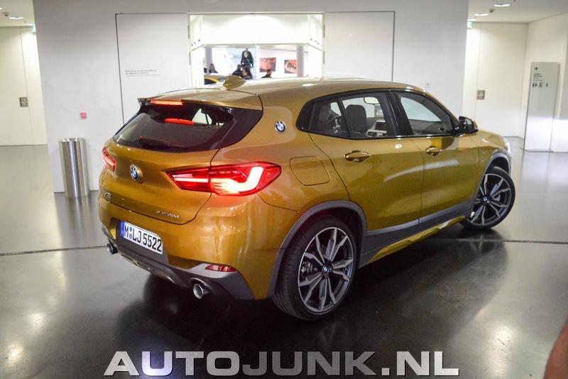 2017 - [BMW] X2 [F39] - Page 13 32139010
