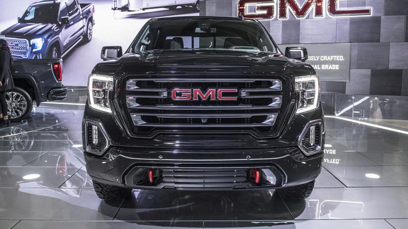 2018 - [Chevrolet / GMC] Silverado / Sierra - Page 2 32574c10