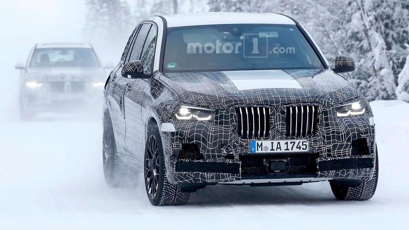2018 - [BMW] X5 IV [G05] - Page 5 3279ce10