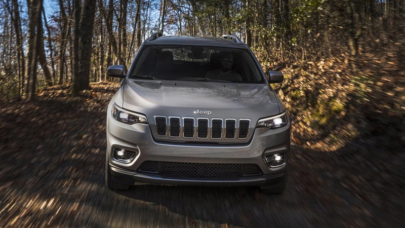 2016 - [Jeep] Cherokee restylé - Page 2 32d92310
