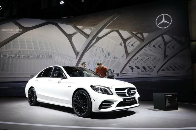 2018 - [Mercedes] Classe C Restylée [W205/S205] - Page 4 32dc6f10