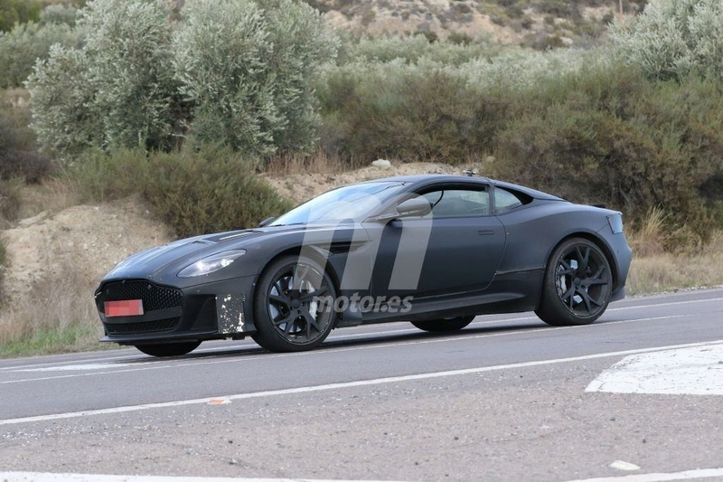 2019 - [Aston Martin] DBS Superleggera 32e69310