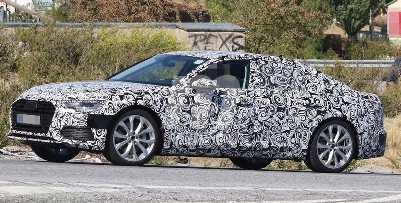 2017 - [Audi] A6 Berline & Avant [C8] - Page 4 33552510
