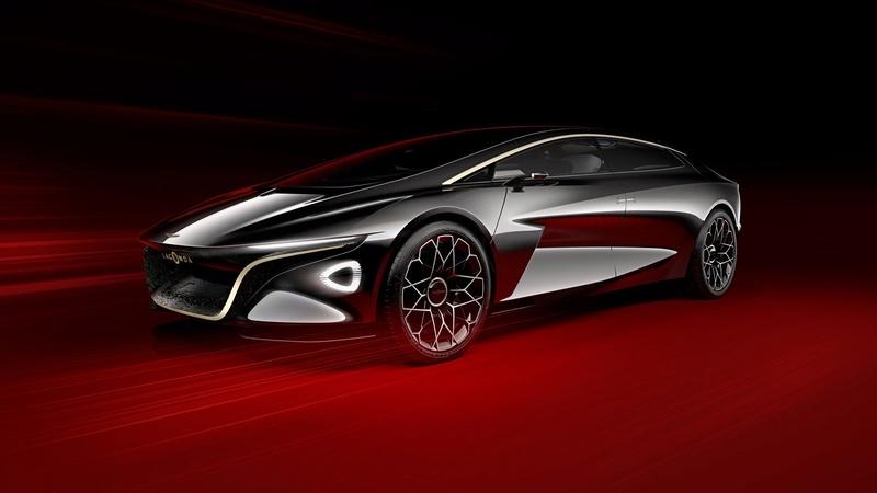 2018 - [Aston Martin] Lagonda Vision Concept  337ccd10
