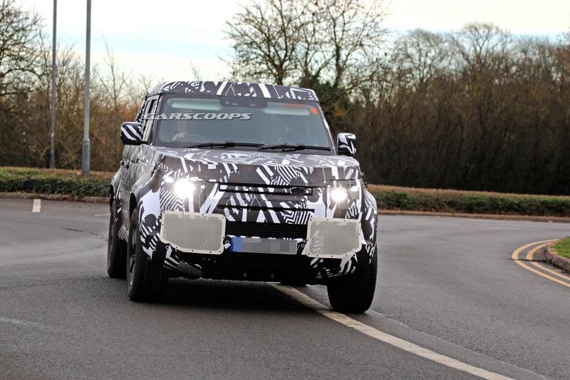 2018 - [Land Rover] Defender [L663] - Page 5 33990410