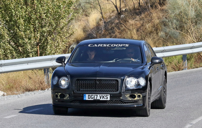 2019 - [Bentley] Flying Spur 3402c410
