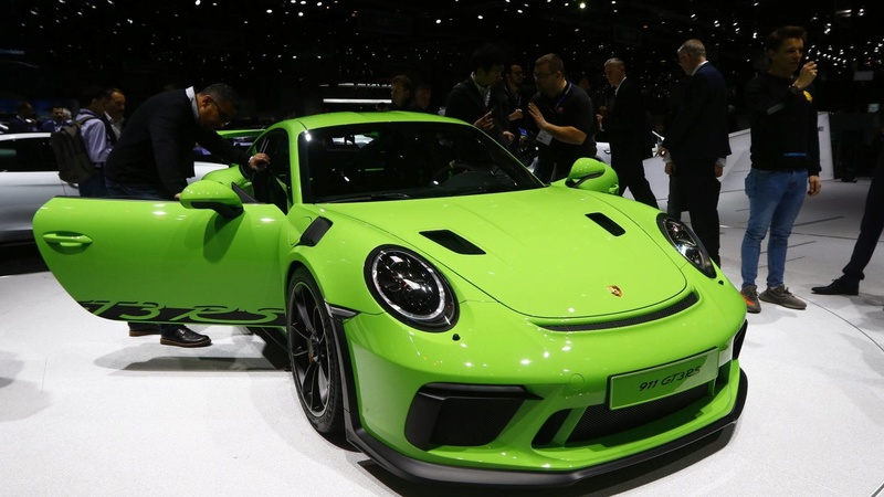 2015 - [Porsche] 911 Restylée [991] - Page 12 34242610