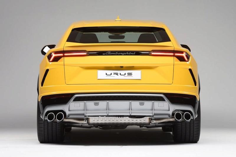 2018 - [Lamborghini] SUV Urus [LB 736] - Page 9 34ae8e10