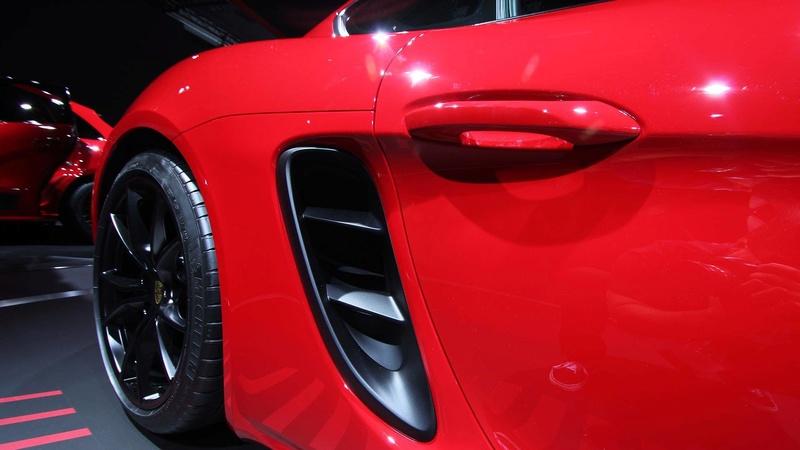 2016 - [Porsche] 718 Boxster & 718 Cayman [982] - Page 6 351b4610