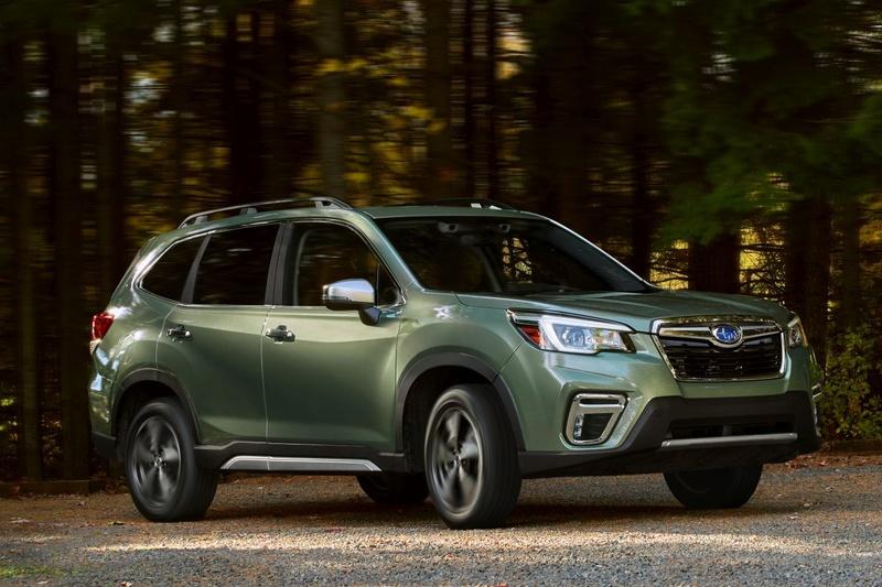 2018 - [Subaru] Forester - Page 2 3520ec10
