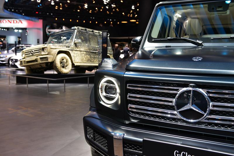 2017 - [Mercedes-Benz] Classe G II - Page 8 353b1e10