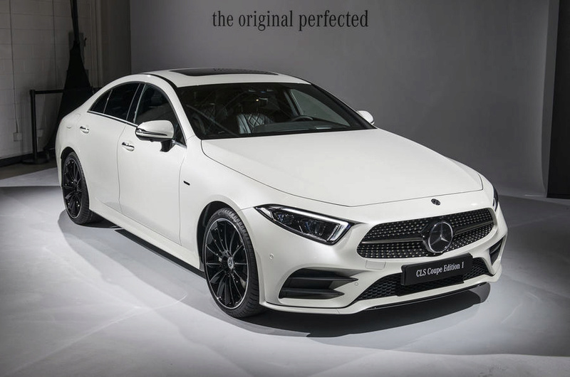 2018 - [Mercedes] CLS III  - Page 5 35426e10