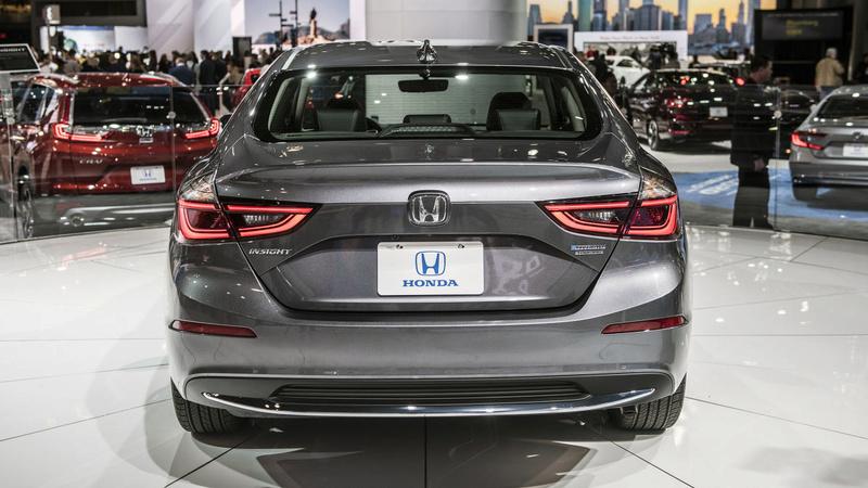 2018 - [Honda] Insight III 3585cd10