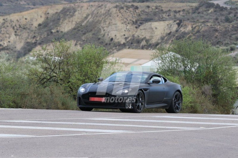 2019 - [Aston Martin] DBS Superleggera 35dc5210