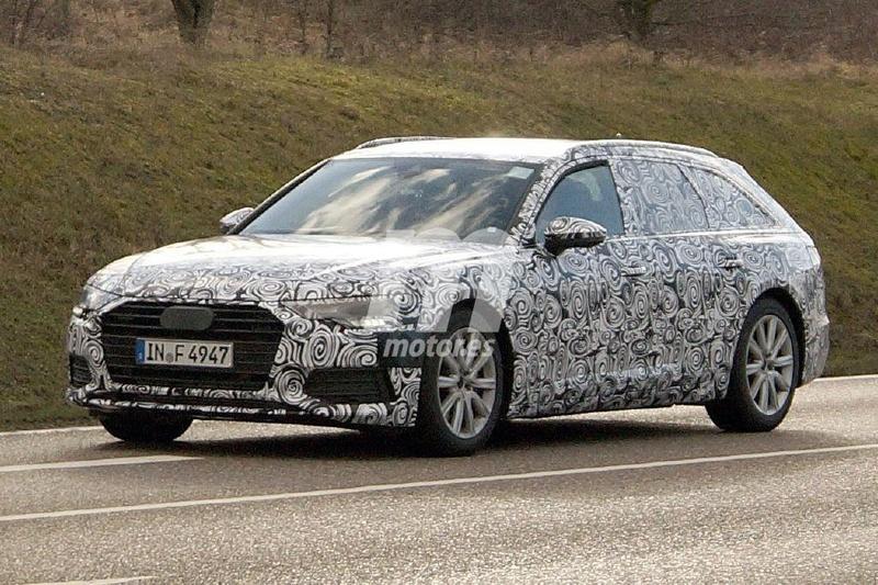 2017 - [Audi] A6 Berline & Avant [C8] - Page 4 35fa1410
