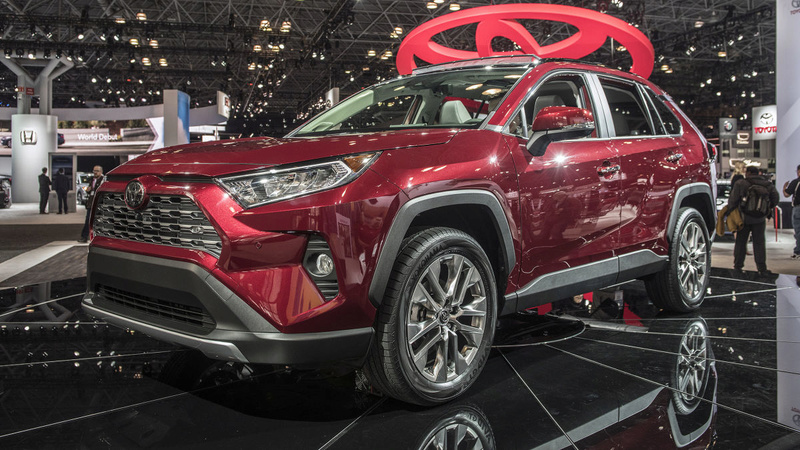 2019 - [Toyota] RAV 4 V - Page 2 36485710