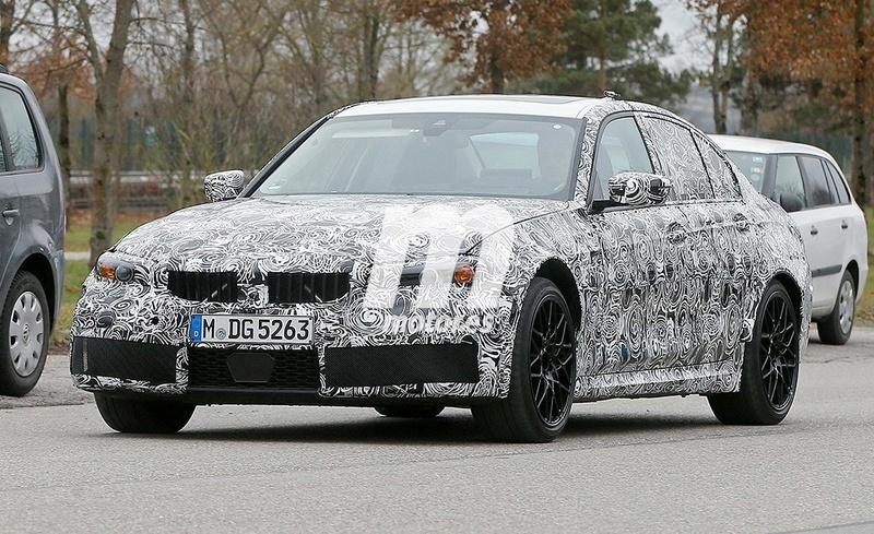 2019 - [BMW] M3/M4 364dc910