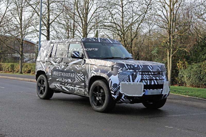 2018 - [Land Rover] Defender [L663] - Page 5 36561510