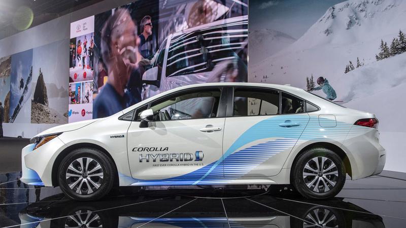 2018 - [Toyota] Corolla Sedan - Page 2 365d5f10