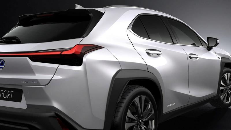 2018 - [Lexus] UX - Page 2 369cd910