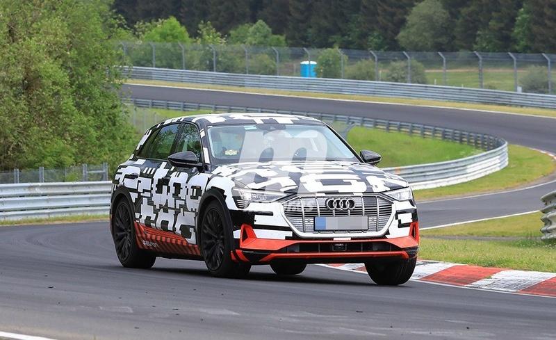 2018 [Audi] E-Tron Quattro - Page 3 36c36410