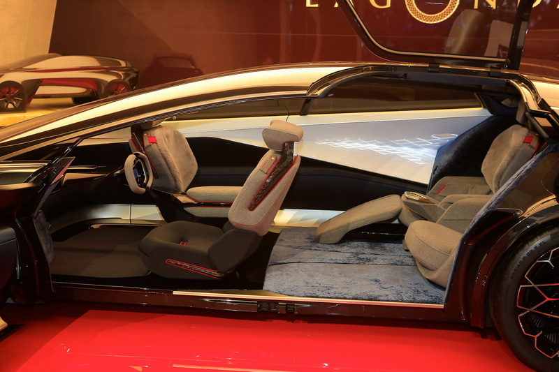 2018 - [Aston Martin] Lagonda Vision Concept  3702eb10
