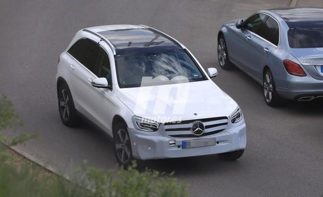 2018 - [Mercedes-Benz] GLC/GLC Coupé restylés 37cf5310