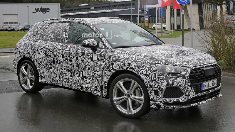 2018 - [Audi] Q3 II - Page 4 38663810