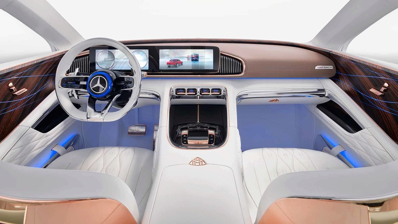 2018 - [Mercedes-Maybach] Vision Ultimate Luxury - Page 3 38b06210