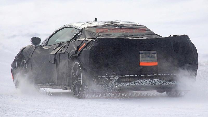 2019 - [Chevrolet] Corvette C8 Stingray 38cc7d10