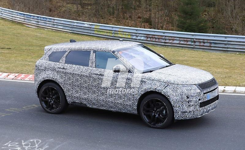 2018 - [Land Rover] Range Rover Evoque II - Page 2 38eb3110