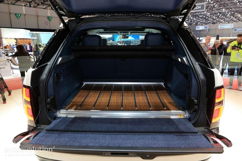 2019 - [Land Rover] Range Rover SV Coupé  - Page 2 390d7510