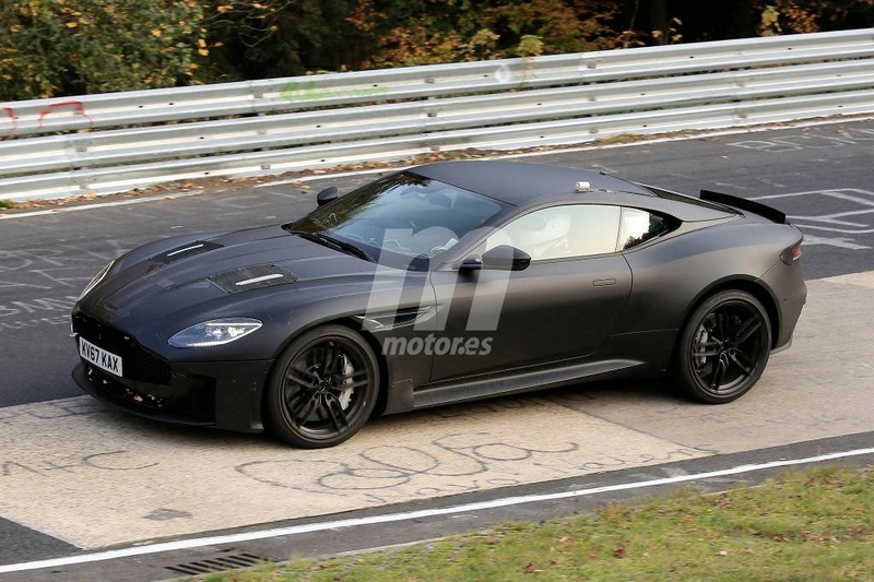 2019 - [Aston Martin] DBS Superleggera 39277510