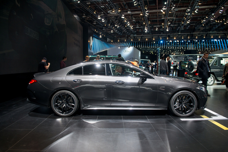 2018 - [Mercedes] CLS III  - Page 6 395cd110