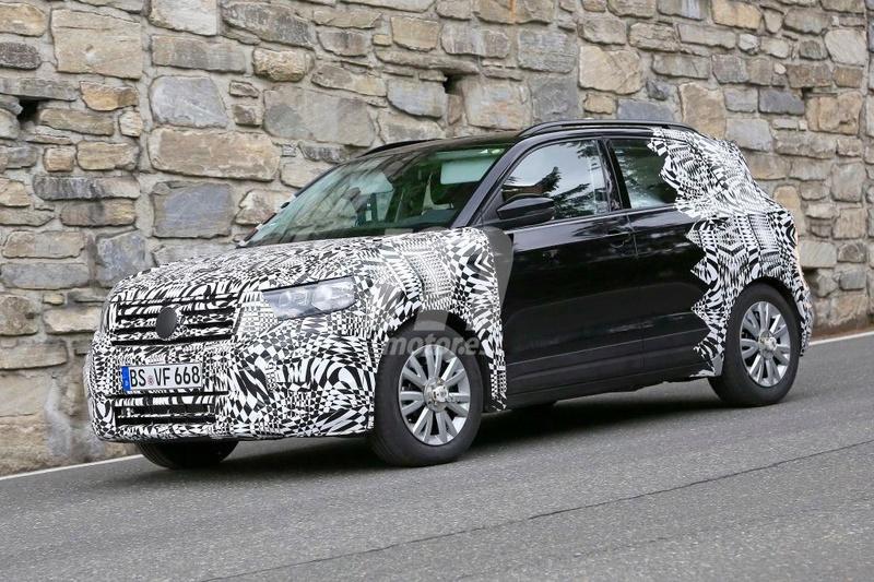 2018 - [Volkswagen] T-Cross - Page 3 39c11910