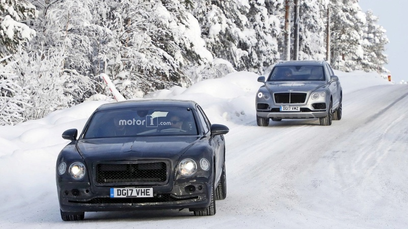 2019 - [Bentley] Flying Spur - Page 2 3aa40b10