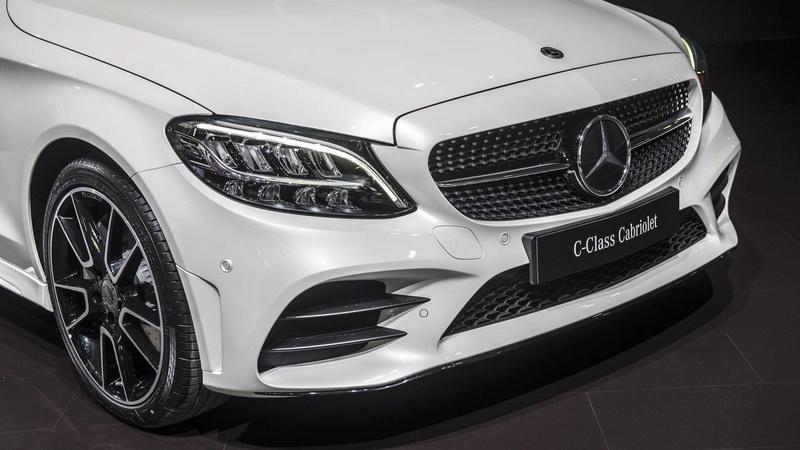 2018 - [Mercedes] Classe C Restylée [W205/S205] - Page 5 3b141010