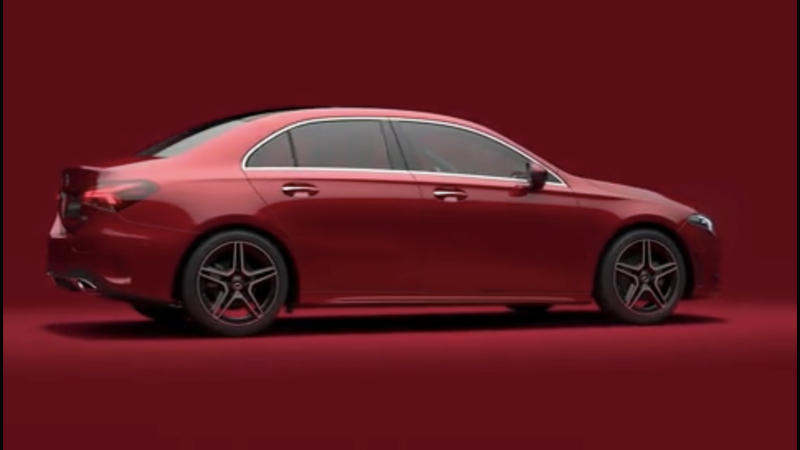 2018 - [Mercedes-Benz] Classe A Sedan - Page 3 3b3f7110