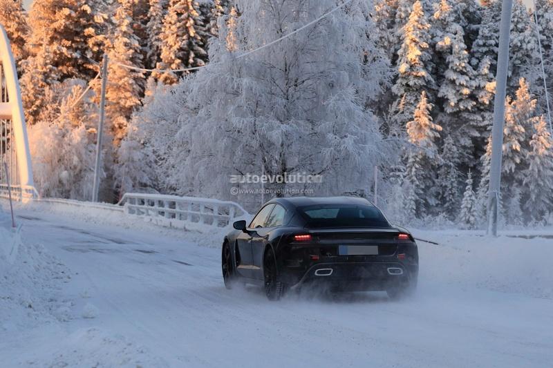2019 - [Porsche] Taycan [J1] - Page 2 3b538710