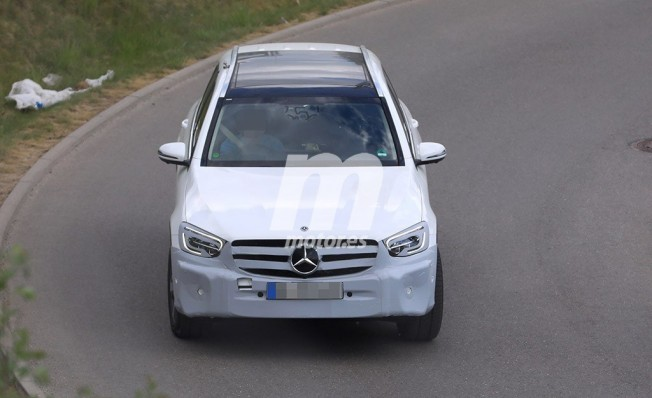 2018 - [Mercedes-Benz] GLC/GLC Coupé restylés 3be84a10