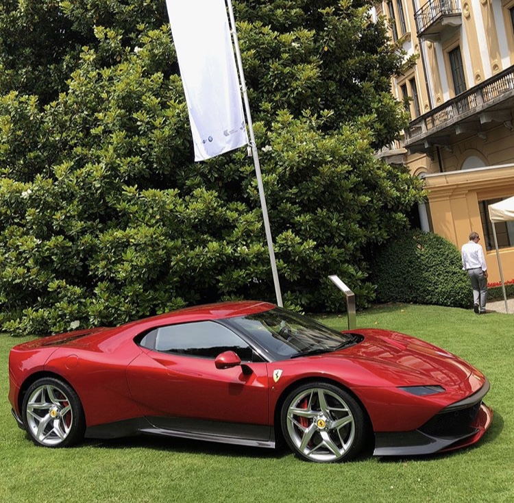 [Ferrari] Modèles uniques / One Off - MàJ : F12 TRS - Page 6 3cb6f510