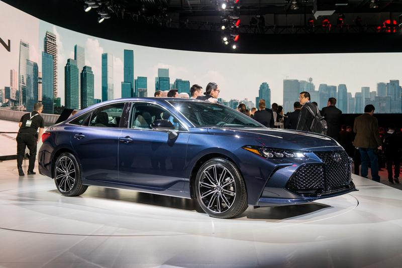 2018 - [Toyota] Avalon 3d134d10