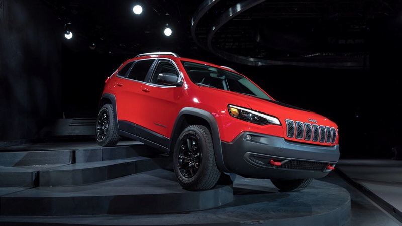 2016 - [Jeep] Cherokee restylé - Page 2 3d2cdc10